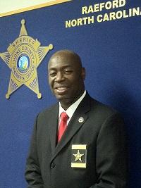 Sheriff Hubert A. Peterkin President Hoke County