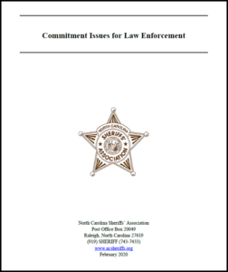 Commitment Issues for Law Enforcement 2.27.2020