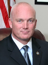 Sheriff Carson Smith Second Vice President Pender County