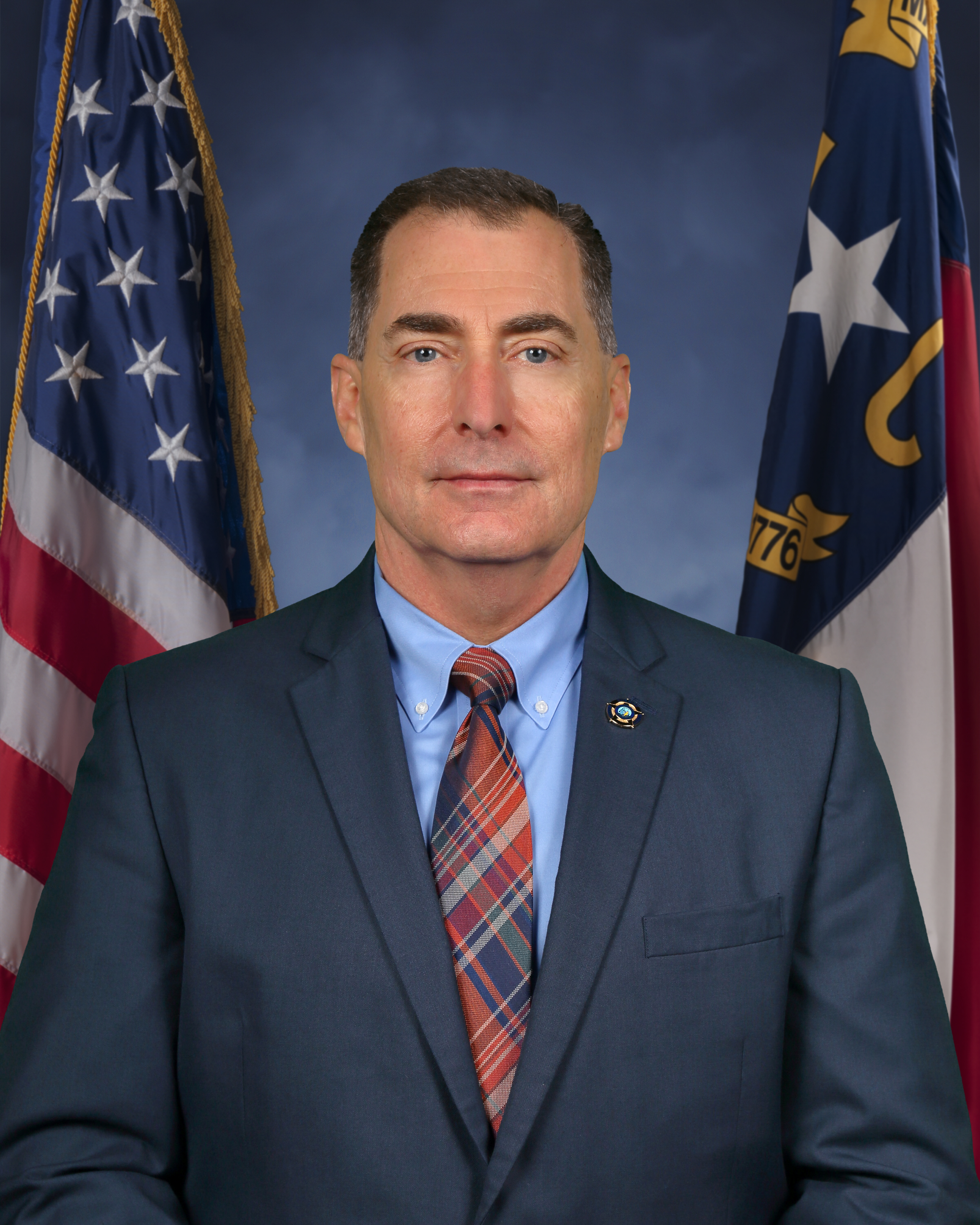 Sheriff Gregory D. Christopher