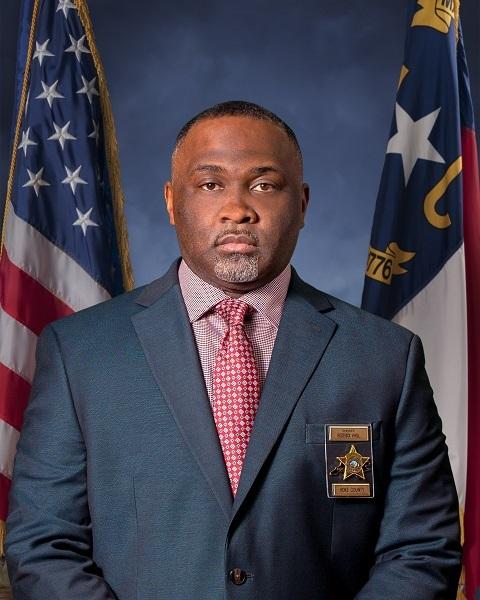 Sheriff Hubert A. Peterkin