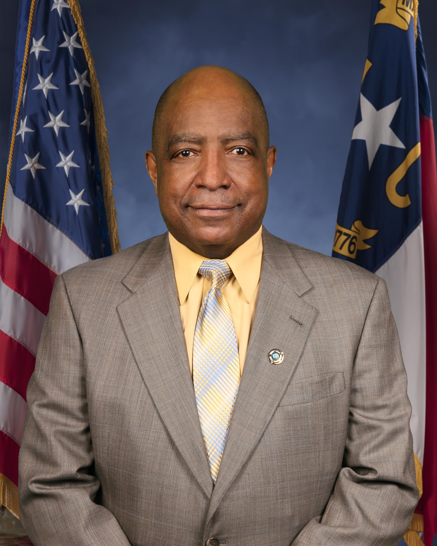 Sheriff Curtis R. Brame
