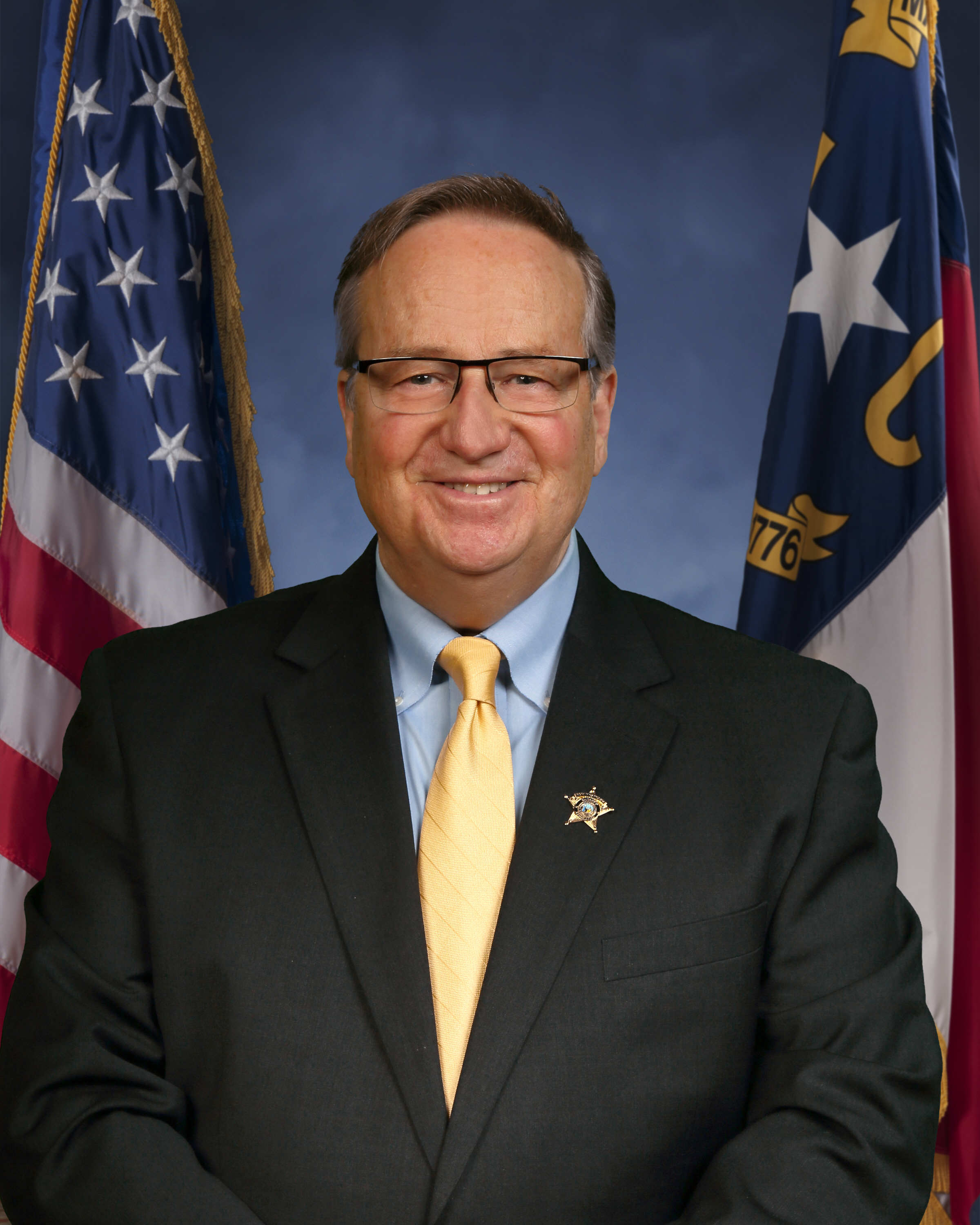 Sheriff Larry Pierce