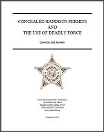 Concealed Carry Handgun Publication