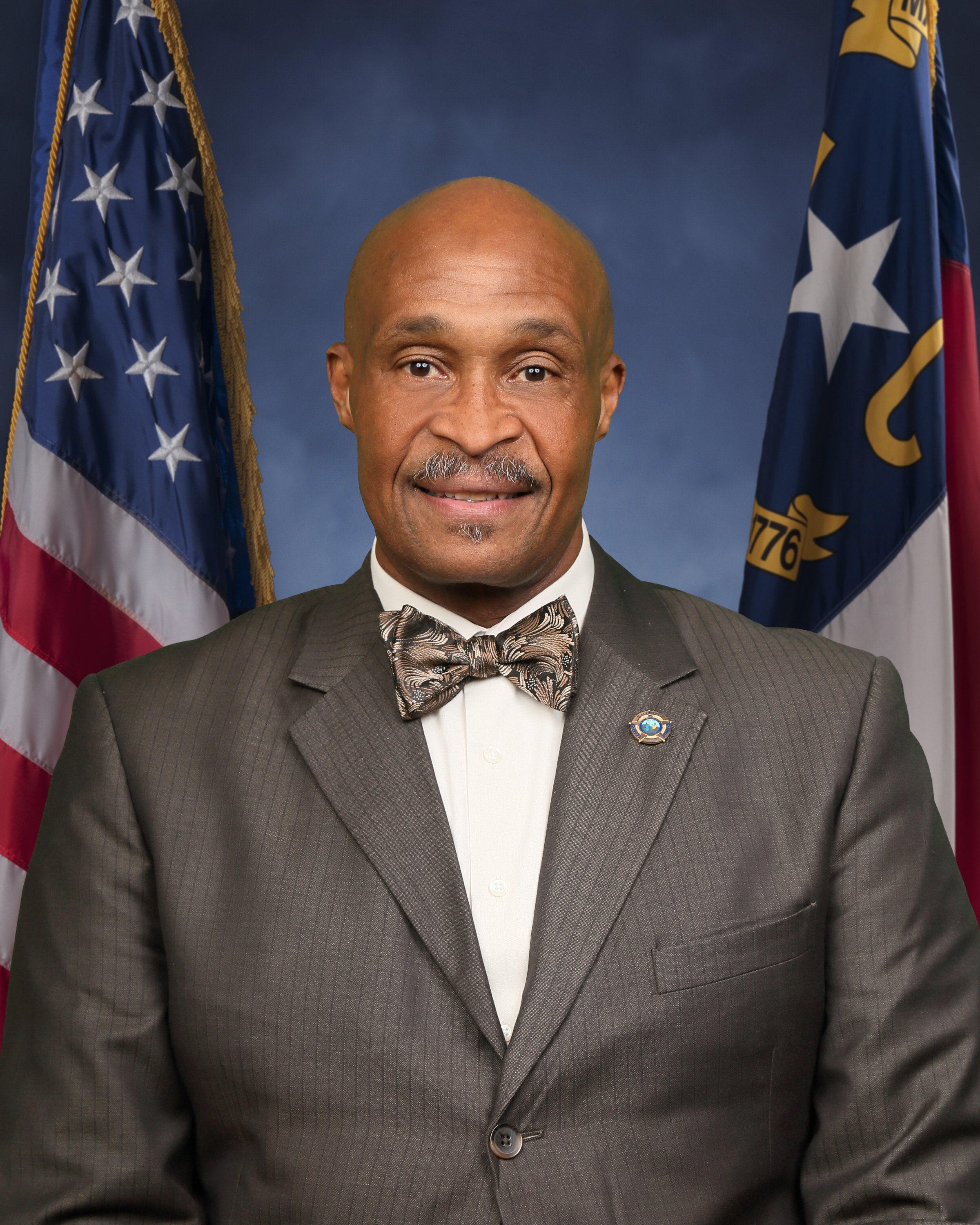 Sheriff James E. Clemmons, Jr. Richmond County