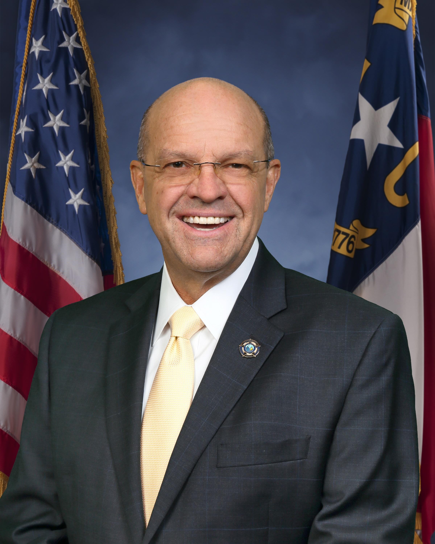 Sheriff Charles Blackwood - Orange County