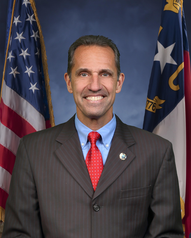 Sheriff Ed McMahon - 1st VP