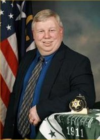 Sheriff Kevin Frye Chairman Avery County