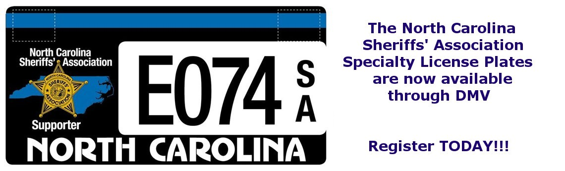 NCSA Specialty License Tags
